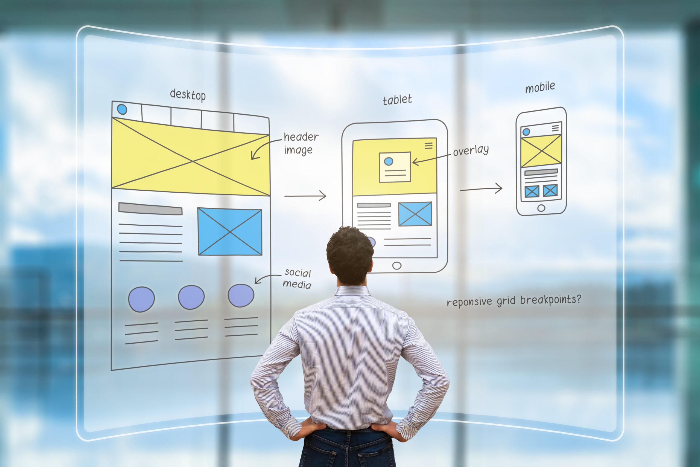 Website Design UX